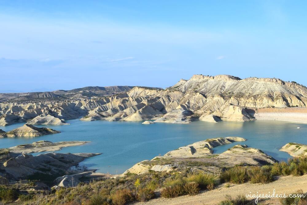 Barrancos de Gebas, Sierra Espuña