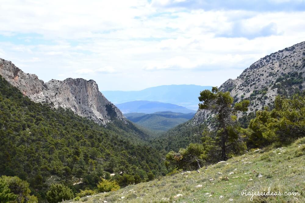 Valle de Leiva, Sierra Espuña